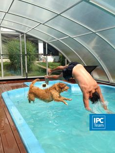 Dive into your CLEAN pool just like these satisfied customers Pool Cleaning, Diving, This Is Us, Scuba Diving