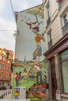 Memories of Brussels, Belgium - Our World for You