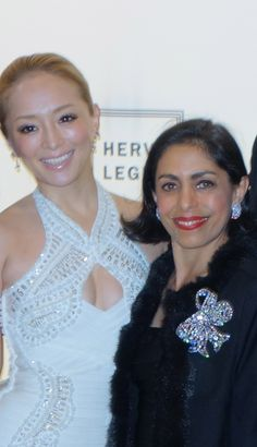 With BEAUTIFUL POP Princess Ayumi Hamasaki