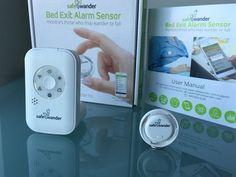 SafeWander – Alarmsocken für demenzkranke Personen  SafeWander Alarmsocken senden per Bluetooth eine Nachricht an einen Angehörigen und machen auf eine mögliche Gefahr für den Kranken aufmerksam.  #tech #technews #smarttech #connected #pflege #gadgets #startup #technik
