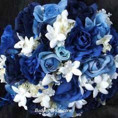 Lovely Summer Wedding Flowers summer wedding flowers blue – wedding decorations