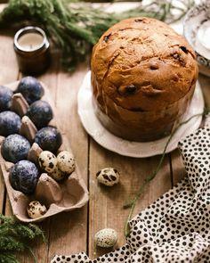 Slávny taliansky koláč Panettone - Receptik.sk Matcha, Cheesecake, Muffin, Bread, Cookies, Chocolate, Breakfast, Desserts, Food