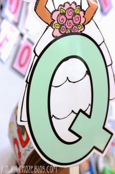 Last week my kindergarten students celebrated a very special event… the Wedding of Q and U! If you are not already familiar with this event, let me fill you in! It is a silly, fanciful, wonderful w...