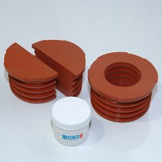 CSD Slipsil Sealing Plugs  http://www.cablejoints.co.uk/sub-product-details/duct-seals-duct-sealing-csd-rise-duct-seal