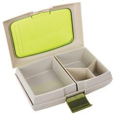 Fuel Bento Lunch Box http://littlebentoworld.com/shop/bento-lunch-box/fuel-bento-lunch-box/