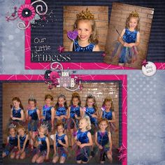 Kits: Rhyme or Reason by Scraps N Pieces & Happily Ever After by Queen Wild Scraps