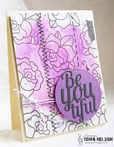 Jazzy Paper Designs: BeYoutiful