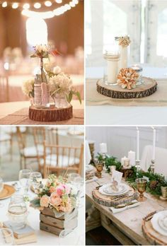 The Advantages Of Fall Barn Wedding Decorations Center Pieces Apikhome Com Wedding Table, Rustic Wedding, Our Wedding, Dream Wedding, Table Centerpieces, Table Decorations, Barn Wedding Decorations, Deco Floral, Rustic Theme