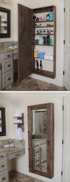 armario embutido no drywall