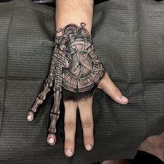 Hand Tattoos for Guys Ideas Design Forarm Tattoos, Bone Tattoos, Skull Tattoos, Forearm Tattoo Men, Finger Tattoos, Leg Tattoos, Body Art Tattoos, Best Sleeve Tattoos, Tattoo Sleeve Designs