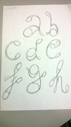 #lettering #floreal