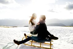 Chasing Snow in the Austrian Alps| Nina and Patrick – Carmen and Ingo Photography