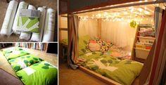 Comment fabriquer un matelas-oreiller à faire rêver! - Bricolages - Trucs et Bricolages
