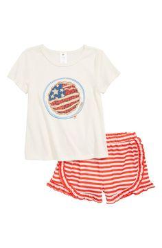 142ec7ee9a Tucker + Tate Two-Piece Pajamas (Toddler Girls