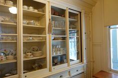 The pantry cabinet a