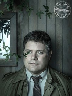 Sean Astin as Bob Newby in Stranger Things 2. Premiering October 27 on Netflix.