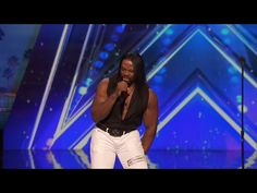 RL Bell was on America's Got Talent Season 11 (2016). What a natural born singer and entertainer.