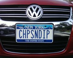 funny license plate - Picture
