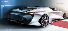KIA K6 Sport Sedan Project on Behance