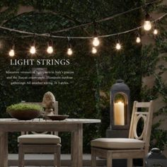 outdoor patio lighting ideas string restoration hardware barn lighting and table also metal chairs 103 best patio lights images on pinterest backyard patio glass