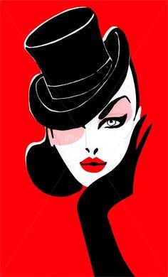 Miminne's Illustration Portfolio - Fashion & Graphic illustrator