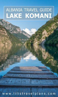Highlights of Albania - Lake Komani