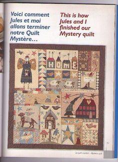 le quilt mystere - Ludmila2 Krivun - Picasa Web Albums