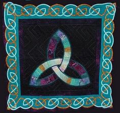Celtic quilt#Repin By:Pinterest++ for iPad#