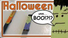 Halloween Character Magnet - Fun Craft Idea