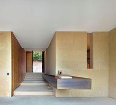 Cannon Lane House in London by Claudio Silvestrin 2016: