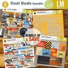 Cool Dude bundle by Lynne-Marie
