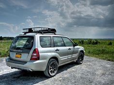 Crystal Gray 05 XS Subaru Forester #outdoorsubarus