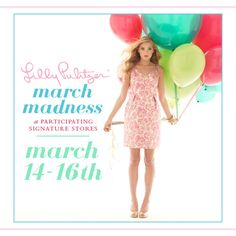 Lilly Pulitzer Signature Store March Madness