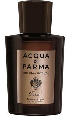 Luxury men perfume. ACQUA DI PARMA COLONIA INTENSA OUD