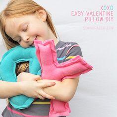 XOXO Pillows
