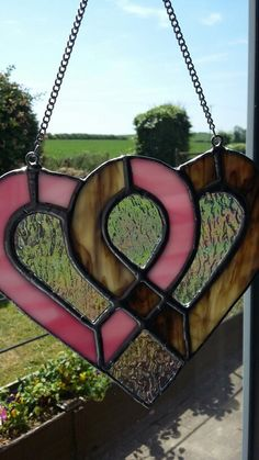 Neale & Jodie's Wedding Hearts