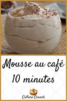 Pudding Recipes, Dessert Recipes, Mousse Dessert, Starbucks Recipes, French Desserts, Fabulous Foods, Healthy Baking, Relleno, Sweet Recipes