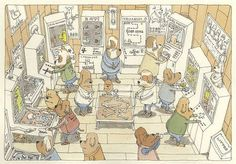 Autumn 2012 by Mattias Adolfsson