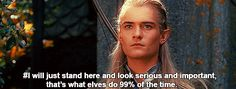 33 Of The Deepest Thoughts Legolas Ever Had