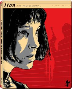 Leon limited edition Blu-Ray in SteelBook packaging | A Sony Pictures Home Entertainment collaboration with Gallery 1988