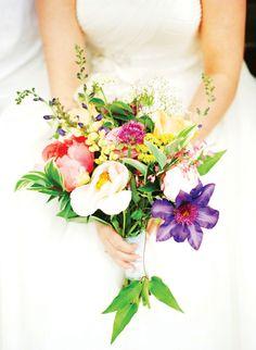 katie stoops photography-wildflower bouquet