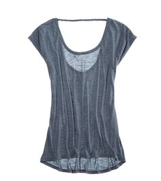 slouchy lounge top
