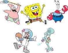 vetores bob esponja gratis spongebob vector free