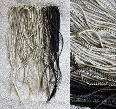 #synthetic #dreads #dreadlocks #handmade #black #fake #natural #crocheted #edinburgh #edynburg #dredloki #dreadloki #roots #hair #extensions #smooth #twisted #braids