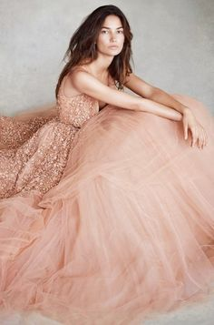 the cinderella project: because every girl deserves a happily ever after: A Sea of Pink Tulle