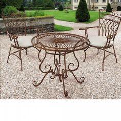 baumbank metall, gartenbank halbrund, gartenbank metall, garten, Garten und erstellen