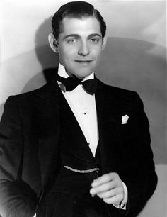Clark Gable 1926 Photo by George Hurrell