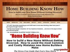 Home Building Know How - Home Building Know How, full of hints and tips to help you begin your stress free home building journey today.