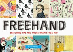 Tattoo & Ink: Freehand: Sketching Tricks and Tips Drawn From Art...