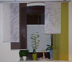 Individuelle Fensterdeko nach Maß mit Flächenvorhängen aus dem Raumtextilienshop